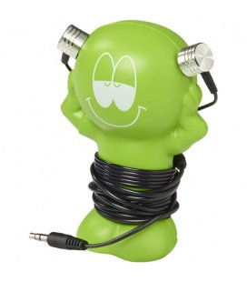 Best friend earbuds with amusing coiling standBest friend earbuds with amusing coiling stand Bullet