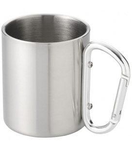Alps 200 ml vacuum insulated mug with carabinerAlps 200 ml vacuum insulated mug with carabiner Bullet