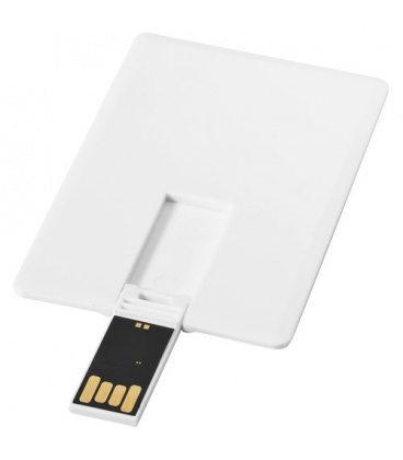 Slim card-shaped 4GB USB flash driveSlim card-shaped 4GB USB flash drive Bullet