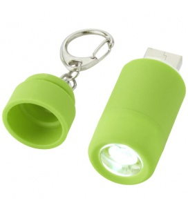 Avior rechargeable LED USB keychain lightAvior rechargeable LED USB keychain light Bullet