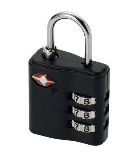 Kingsford TSA-compliant luggage lockKingsford TSA-compliant luggage lock Bullet