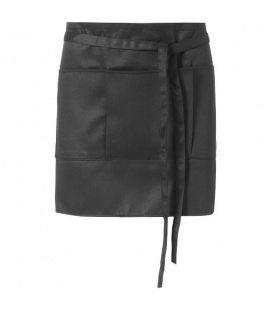 Lega short apron with 3 pocketsLega short apron with 3 pockets Bullet
