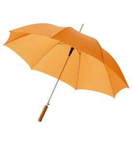 "Lisa 23"" auto open umbrella with wooden handleLisa 23"" auto open umbrella with wooden handle Bullet"