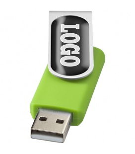 Rotate-doming 4GB USB flash driveRotate-doming 4GB USB flash drive Bullet