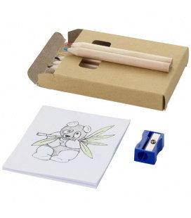 Streaks 8-piece colouring setStreaks 8-piece colouring set Bullet