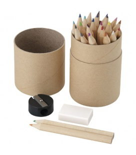 Woodby 26-piece coloured pencil setWoodby 26-piece coloured pencil set Bullet