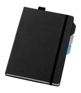 Alpha notebook with page dividersAlpha notebook with page dividers Marksman
