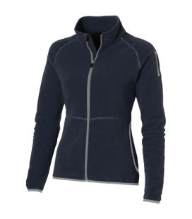 Drop shot full zip micro fleece ladies jacketDrop shot full zip micro fleece ladies jacket Slazenger