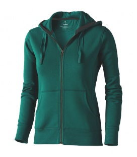 Arora hooded full zip ladies sweaterArora hooded full zip ladies sweater Elevate