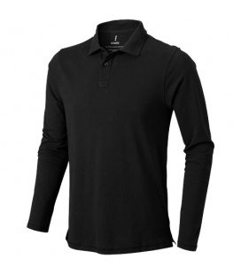 Oakville long sleeve men's poloOakville long sleeve men's polo Elevate