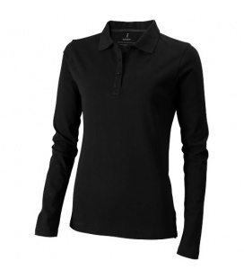 Oakville long sleeve women's poloOakville long sleeve women's polo Elevate
