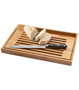 Bistro cutting board with bread knifeBistro cutting board with bread knife Paul Bocuse