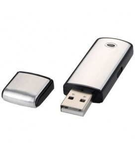 Square 4GB USB flash driveSquare 4GB USB flash drive Bullet