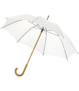 "Jova 23"" umbrella with wooden shaft and handleJova 23"" umbrella with wooden shaft and handle Bullet"
