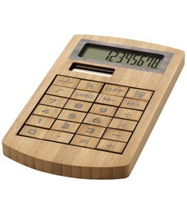 Eugene calculator made of bambooEugene calculator made of bamboo Bullet
