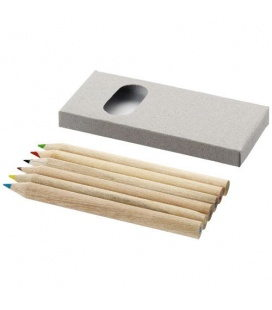 Ayola 6-piece coloured pencil setAyola 6-piece coloured pencil set Bullet