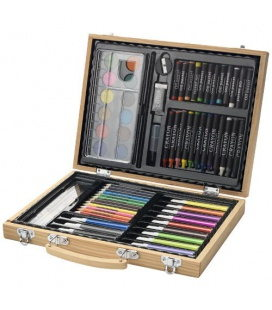 Rainbow 67-piece colouring setRainbow 67-piece colouring set Bullet