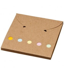 Deluxe coloured sticky notes setDeluxe coloured sticky notes set Bullet
