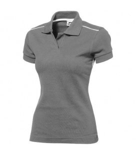 Backhand short sleeve ladies poloBackhand short sleeve ladies polo Slazenger