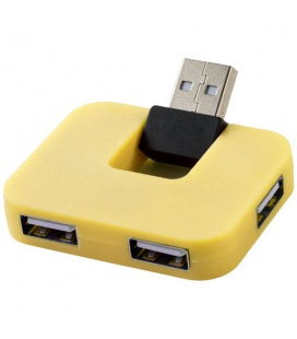 Gaia 4-port USB hubGaia 4-port USB hub Bullet