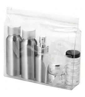 Frankfurt airline approved alu travel bottle setFrankfurt airline approved alu travel bottle set Bullet