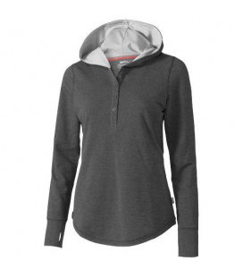 Reflex ladies knit hoodieReflex ladies knit hoodie Slazenger