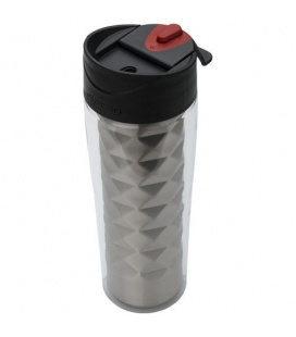 Traverse 475 ml Tritan™ 2-in-1 insulated tumblerTraverse 475 ml Tritan™ 2-in-1 insulated tumbler Elleven