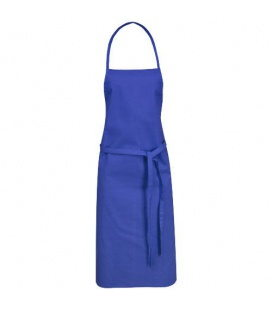 Reeva 100% cotton apron with tie-back closureReeva 100% cotton apron with tie-back closure Bullet