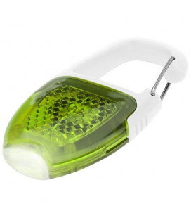 Reflect-or LED keychain light with carabinerReflect-or LED keychain light with carabiner Bullet