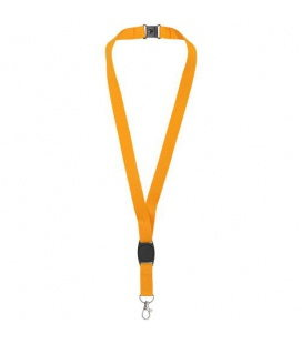 Gatto lanyard with break-away closureGatto lanyard with break-away closure Bullet