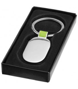 Barto oval keychainBarto oval keychain Bullet