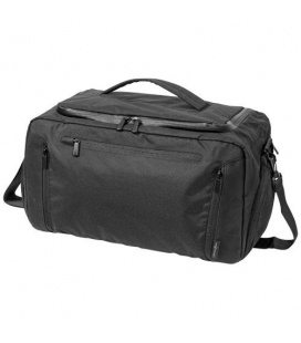 Deluxe duffel bag with tablet pocketDeluxe duffel bag with tablet pocket Marksman