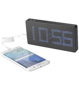 Clok 8000 mAh LED time display power bankClok 8000 mAh LED time display power bank Avenue
