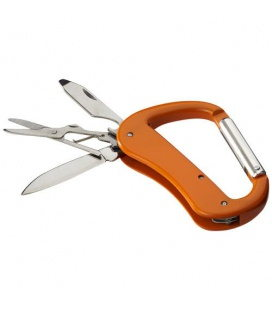 Canyon 5-function carabiner knifeCanyon 5-function carabiner knife Bullet
