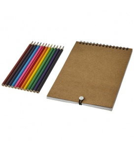 Claude colouring set with notebookClaude colouring set with notebook Bullet