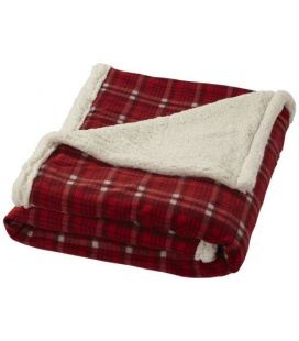Joan sherpa plaid blanketJoan sherpa plaid blanket Field & Co.