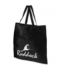 Take-away foldable shopping tote bag with keychainTake-away foldable shopping tote bag with keychain Bullet