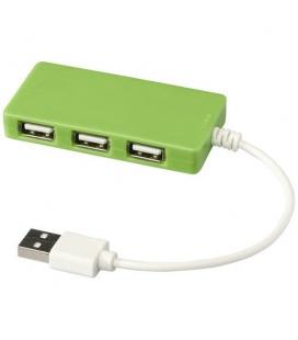 Brick 4-port USB hubBrick 4-port USB hub Bullet