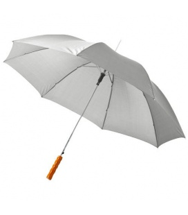"""Lisa 23"""" auto open umbrella with wooden handleLisa 23"""" auto open umbrella with wooden handle Bullet"""