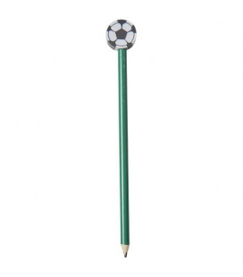 Goal pencil with football-shaped eraserGoal pencil with football-shaped eraser Bullet