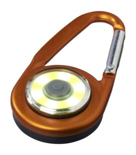 Eye COB light with carabinerEye COB light with carabiner Bullet
