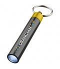 Retro premium LED keychain lightRetro premium LED keychain light Bullet