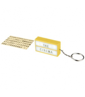 Cinema LED keychain lightCinema LED keychain light Bullet
