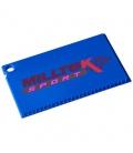 Coro credit card sized ice scraperCoro credit card sized ice scraper PF Manufactured