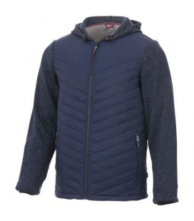 Hutch insulated hybrid jacketHutch insulated hybrid jacket Slazenger
