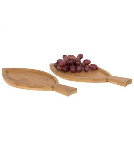 Anna 2-piece bamboo amuse set in fish shapeAnna 2-piece bamboo amuse set in fish shape Avenue