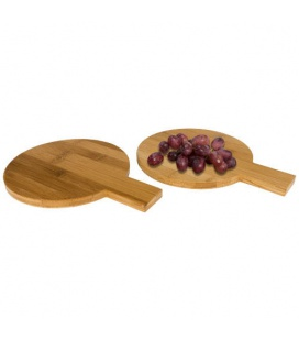 Ayden 2-piece bamboo amuse set in round shapeAyden 2-piece bamboo amuse set in round shape Avenue