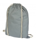 Oregon 100 g/m2 cotton drawstring backpackOregon 100 g/m2 cotton drawstring backpack Bullet