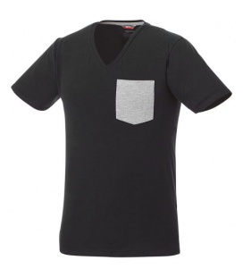 Gully short sleeve men's pocket t-shirtGully short sleeve men's pocket t-shirt Slazenger