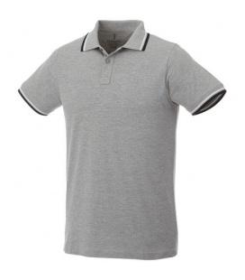 Fairfield short sleeve men's polo with tippingFairfield short sleeve men's polo with tipping Elevate